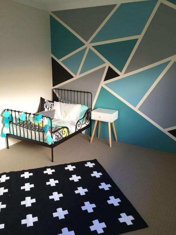 malowanie pokoju chłopca