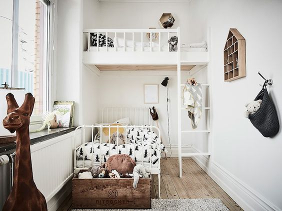 jak urządzić mały pokój dziecięcy