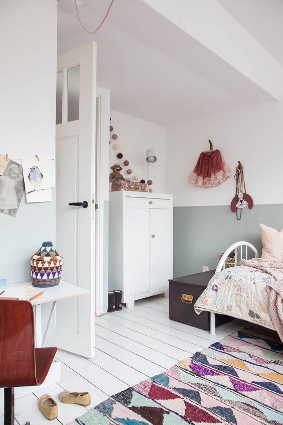 jak pomalować pokój dziewczynki